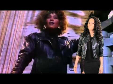 RHOA Demetria Mckinney's Whitney Houston Tribute