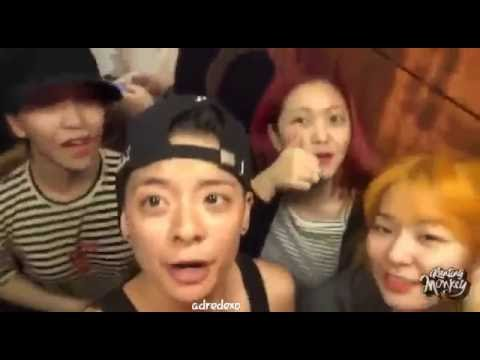 Amber nge-Vlog Ep 11 Exo Red velvet and NCT Cut
