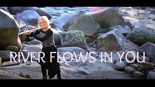 """Yiruma - """"River Flows in You"""" (cover by Bevani flute)"""