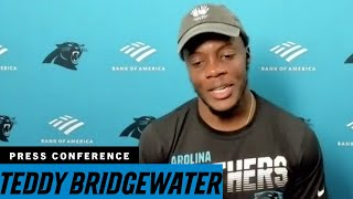 Teddy Bridgewater talks about the turnovers