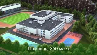 Видео-презентация ЖК «Vesna»