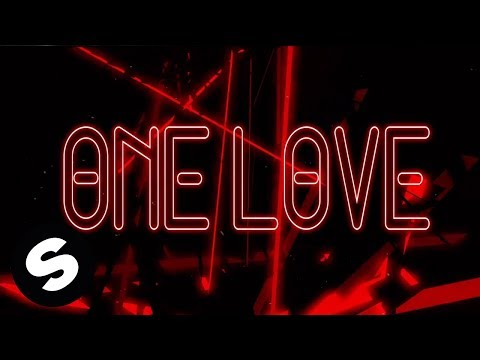 Sander van Doorn & Frontliner - One Love (feat. KOCH) [Official Lyric Video]