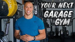 Build an AWESOME Garage Gym! - Cole Sager