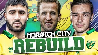 REBUILDING NORWICH CITY!!! FIFA 18 Career Mode