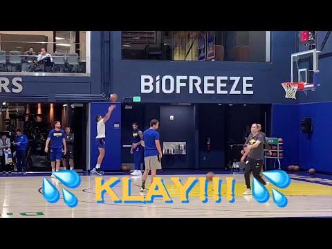 [HD] KLAY THOMPSON