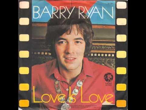 Barry Ryan Love Is Love