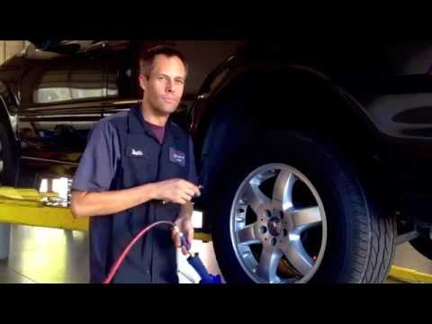 Independent Mercedes Repair Rocklin | Mercedes Service Rocklin, Roseville, Sac | Tire Pressure