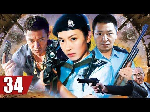 Phim Hình Sự Trung Quốc 2021 | Mê Sa - Tập 34 | Phim Hành Động Thuyết Minh Mới Hay Nhất