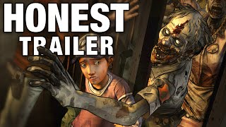 THE WALKING DEAD (Honest Game Trailers)