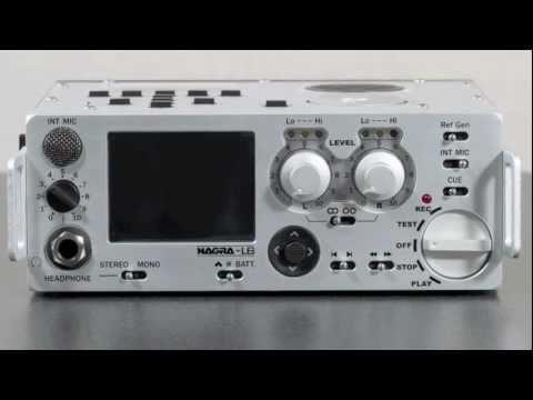 Stereo Design Nagra LB Analog to Digital Recorder in HD