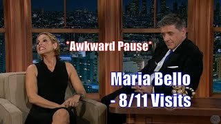 Maria Bello - Craig's Friend - 8/11 Visits In Chron. Order