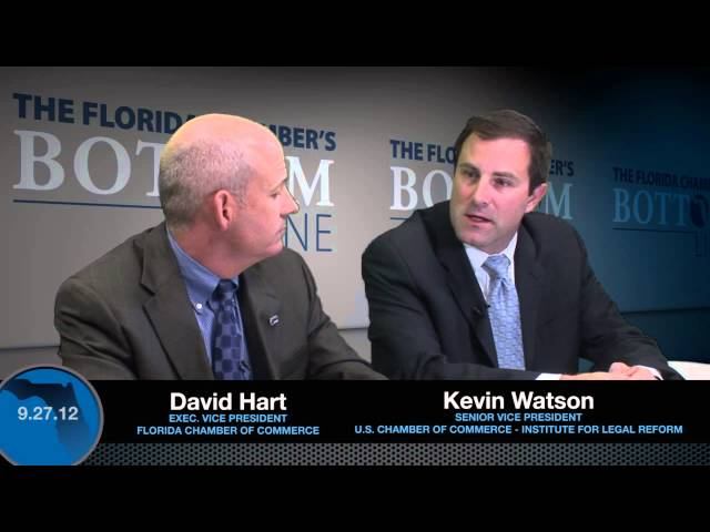 The Florida Chamber's Bottom Line - September 27, 2012