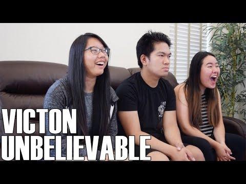 Victon (빅톤) - Unbelievable (Reaction Video)