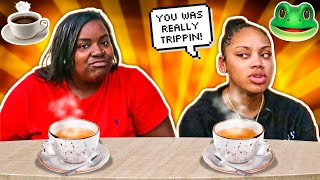 JAYLIAH & I SQUASHED OUR BEEF   |*** SPILLS REAL TEA ! ☕️🐸