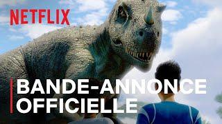 Jurassic world : la colo du crétacé saison 2 :  bande-annonce VF