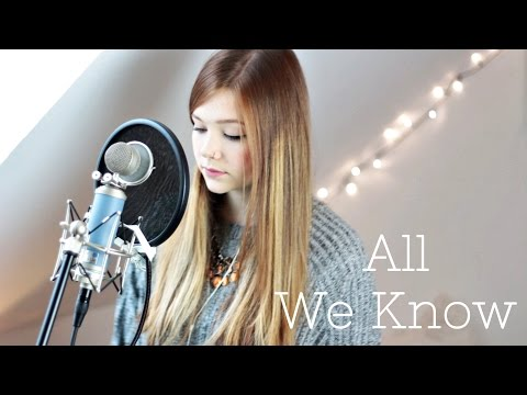 All We Know- The Chainsmokers ft. Phoebe Ryan (Kim Leitinger LIVE Cover)