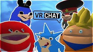 [VRChat] SO MANY WAWAS + JOEY EXPOSES EPIC?! (HILARIOUS!)