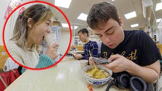 Clueless White Guy Orders in Perfect Chinese, Shocks Patrons and Staff