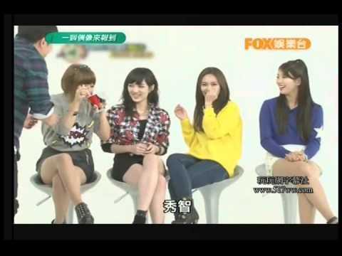 121114 Weekly Idol 一週偶像 - miss A 中字
