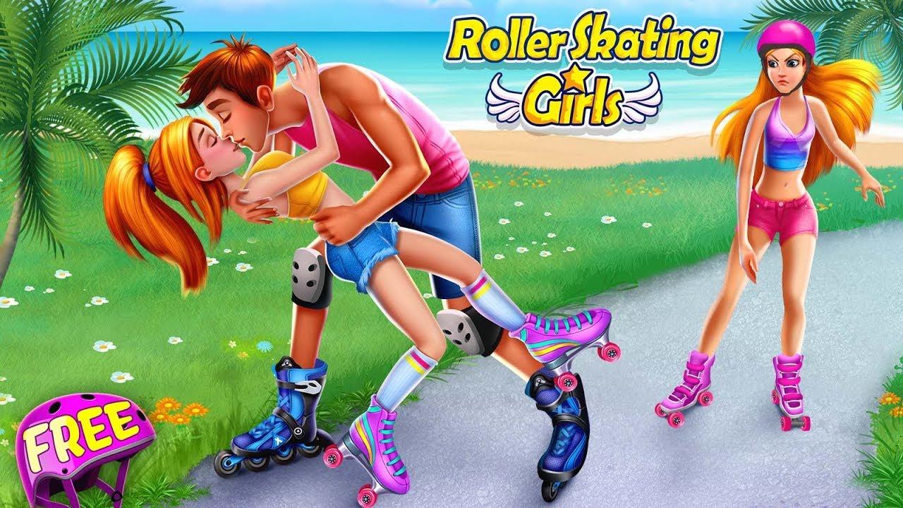 Play Roller Skating Girls – Dance on Wheels on PC 2