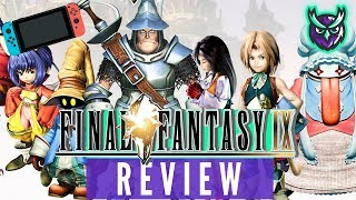 Final Fantasy IX Switch Review - I Was WRONG!
