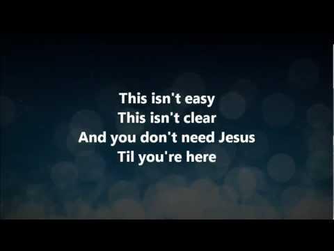 When A Heart Breaks - Ben Rector w/ Lyrics