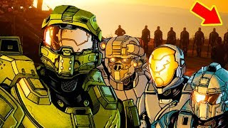 Halo Lore - Where was Blue Team During Halo 1-4?