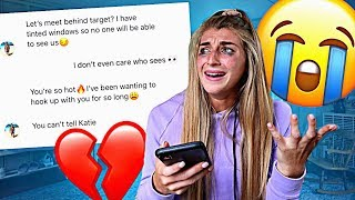 CATFISHING my Boyfriend to see if he cheats..*WE BREAK UP*