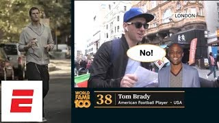 ESPN World Fame 100: Do global fans recognize Tom Brady, Serena Williams and Conor McGregor? | ESPN