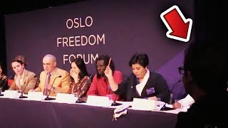 Freedom Forum Caught Whitewashing U.S. Human Rights Violations
