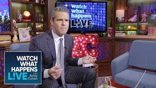 Andy    Cohen's Reaction to Lady Gaga – G.U.Y. Music Video