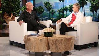 Howie Mandel Talks Simon Cowell's Personal Oxygen