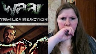 WAAR Trailer Reaction I Shaan I Ali Azmat | Meesha Shafi | Ayesha Khan