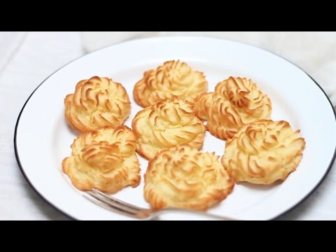 Recept pommes duchesse maken