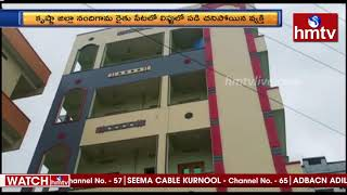 Man falls to death while trying to enter lift in Andhra Pr..