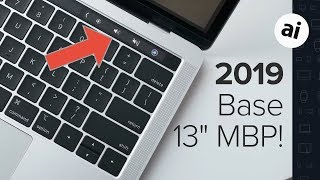 "What Changed with the Base 2019 13"" MacBook Pro!"