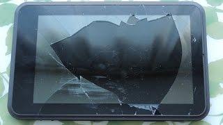Что делать если разбился Touchscreen планшета? Запускаем планшет с разбитым Touchscreen.