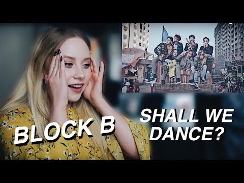 Block B  - Shall We Dance M/V Reaction