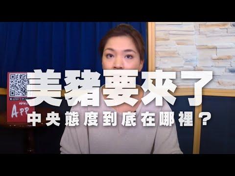 '20.09.14【世界一把抓】鍾沛君談新聞:美豬要來了!中央態度到底在哪裡?