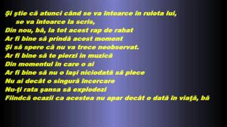Eminem - Lose Yourself, tradus romana