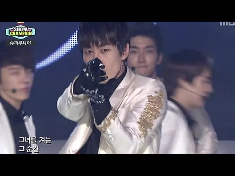 Show Champion, Super Junior - Spy #08, 슈퍼주니어 - 스파이 20120911
