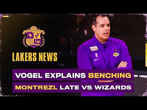 Lakers Coach Vogel Explains Controversial Decision
