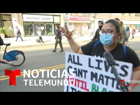 Coronavirus: Temen repunte de contagios COVID-19 por protestas masivas | Noticias Telemundo
