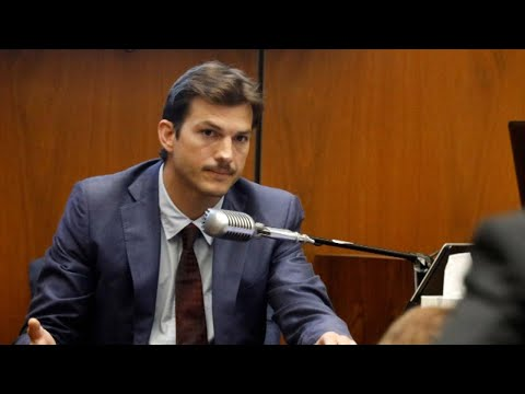 Ashton Kutcher Takes Witness Stand in Murder Trial