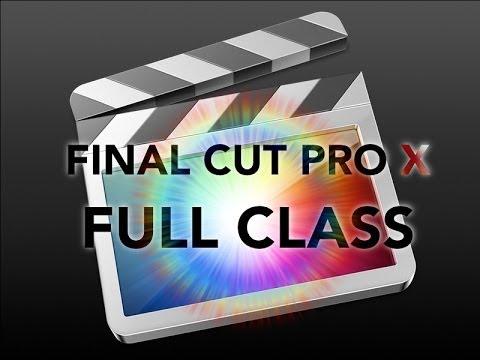 Final Cut Pro  - Magazine cover
