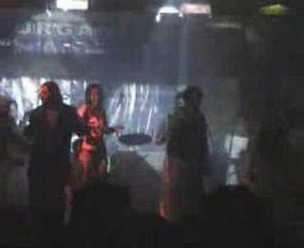 LA COLECCION,VIDEO CLIP LIVE