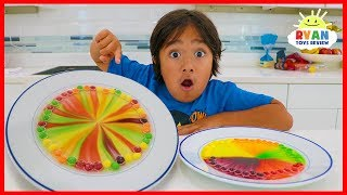 Skittles Science Experiments for Kids to do at home!!!