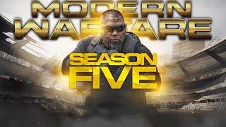 NEW Modern Warfare Warzone: HUGE SEASON 5 REVEAL! (COD MW)