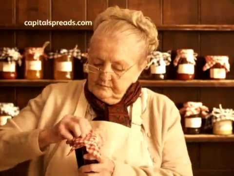 Capital Spreads Jam Jar Granny Advert