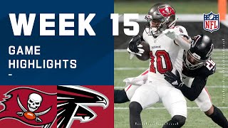 Buccaneers vs. Falcons Week 15 Highlights | NFL 2020